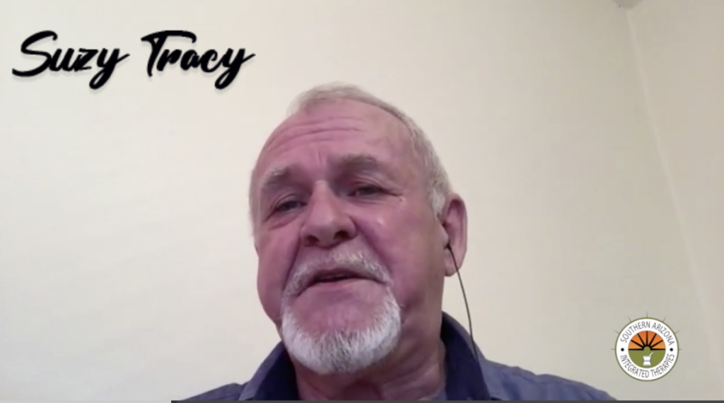 Rick Simpson Phoenix Tears Interview with Suzy Tracy