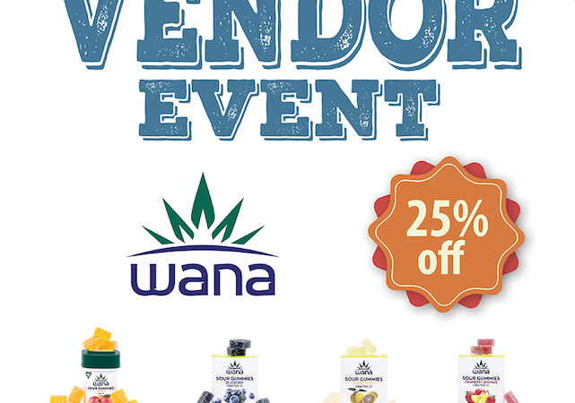 WANA edibles event June