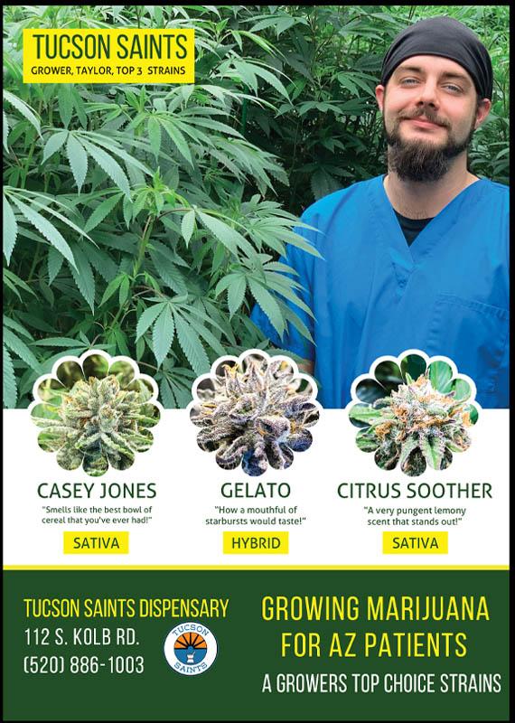Natural Awakenings Magazine Grower Feature Top3 Strains to Grow