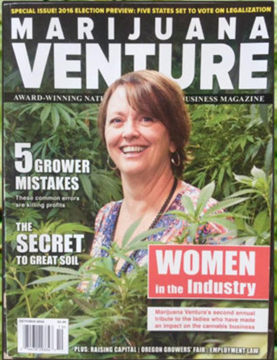 Marijuana Venture Cover Photographer