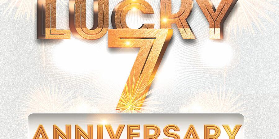 Suzy Tracy Marketing Anniversary Dispensary flyer