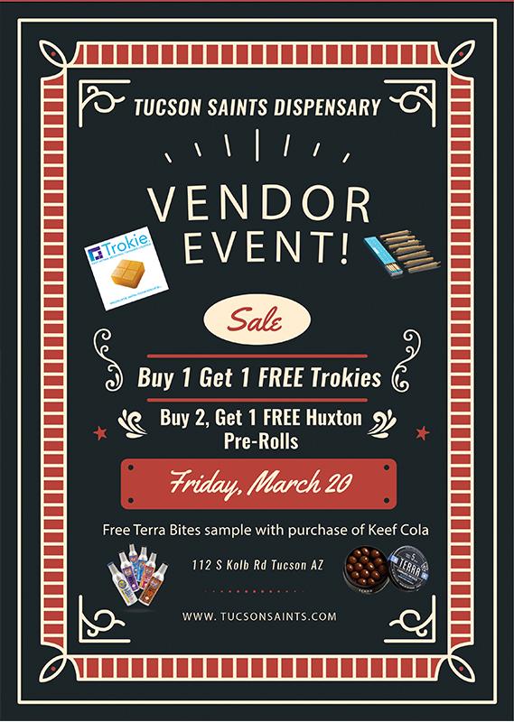 Trokies vendor event