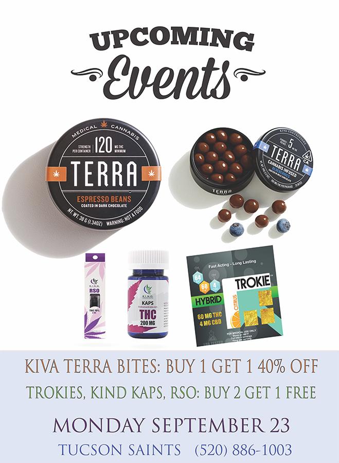 KAVA Flyer Cannabis event