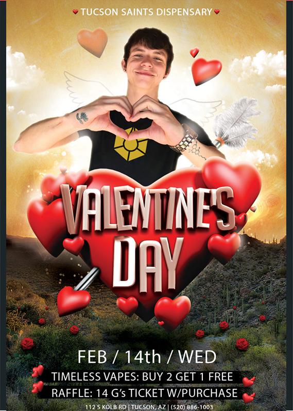 Valentines event Flyer